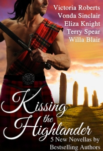 Kissing the Highlander